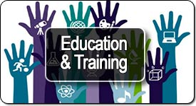 EDUCATION & TRAINING